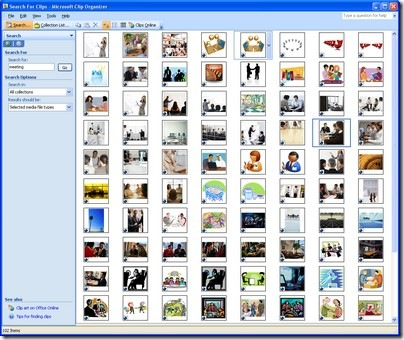 clip organizer